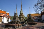 Stupa-Trio