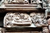 Das berühmte Phra Naraj Relief