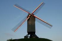 Fotogene Mühle