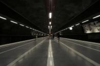 Eine schicker als die andere: Stockholmer U-Bahn