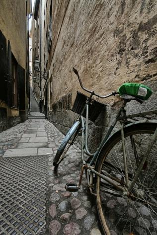 Die schmalste Gasse der Altstadt