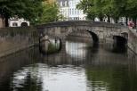 Brücke in Brügge