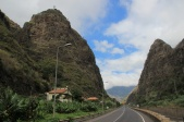Aufstieg zum Encumeada Pass