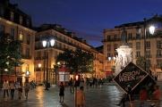 Nachtstimmung in Lissabon