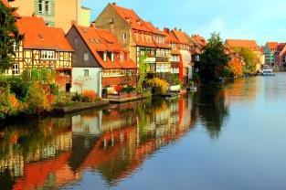 Bamberger Flussleben