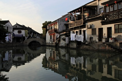 Tongli, China (Venedig kann einpacken)