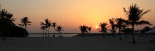 Al Mamzar Sunset