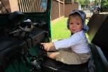 Felix heuert als Tuktukfahrer an