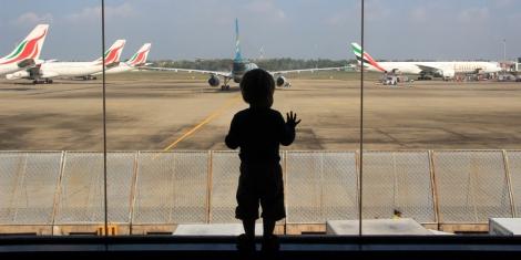 Viele viele Flugzeuge!
