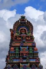 Tempel Frontal