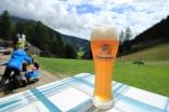 Der Himmel über Südtirol
