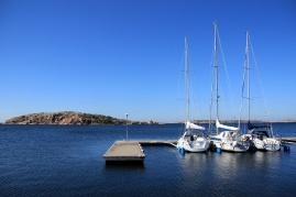 Wer hier wohnt segelt auch gerne