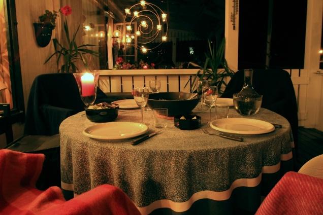 Skandinavisches Thai-Dinner