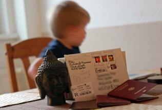 Endlich - die Myanmar Visa sind da!!!