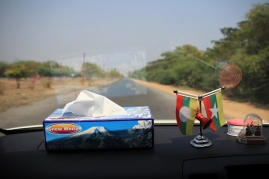 The (Air)port Road to Mandalay