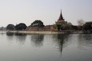 Erster Stop am Königspalast
