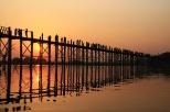 Die legendäre U-Bein Brücke