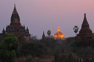 Erster Eindruck von Bagan: Passt!