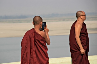 Mobile Monks