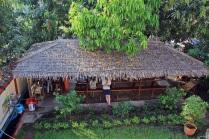 Thanlwin Guesthouse Garden