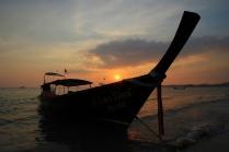 Longtail Sunset