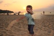 Sandzauber auf Phuket
