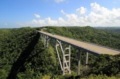 Die Brücke von Bacunayagua