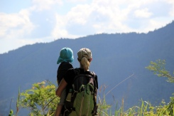 Berg- und Talblick