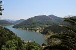Da isser, der Douro!