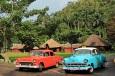 kubanischer Taxistand