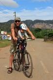 Holland meets Kuba: Sattel auf Oberrohr