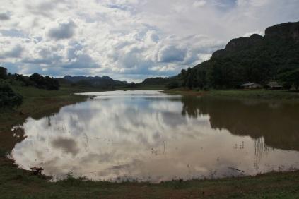 Laguna de Piedra