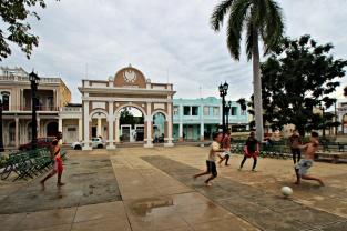Cienfuegos' Nachwuchsstars
