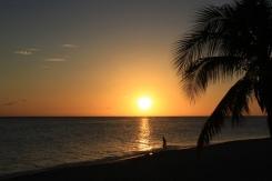 Playa Ancon Sunset