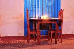 Ein Tisch für Zwei wäre noch frei