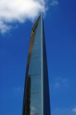 "Shanghai World Financial Center (aka ""Flaschenöffner"")"
