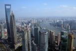 Shanghai Süd Skyline