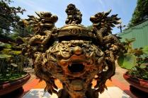 Trung Truc Tempel