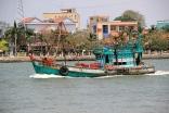 Kurzer Stop in Ha Tien
