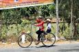 Auf dem Weg nach Chau Doc