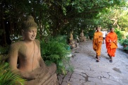 Bummeln mit Buddha