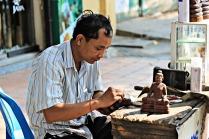 Beim Buddhamacher