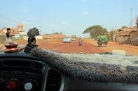Road to Battambang