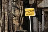 Gefahr - aber wo genau?