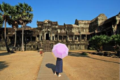 Lady Angkor