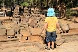 Angkor für die Kleinen