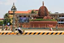 Einmalig: Duriandenkmal