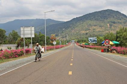 Am Fuße der Bokor Berge
