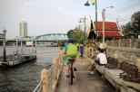 Bangkoks bestes Stück Radweg