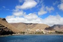 Wie einst Kolumbus: Kurs auf San Sebastian
